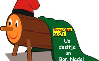 Felicitacio BanyolesSlot 2014
