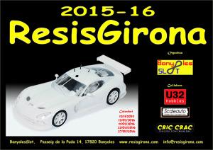 ResisGirona 2014-2015
